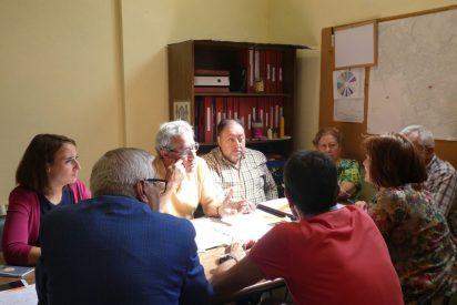 """Pilar Vicente (Cs): """"Hay alternativas a la integración de Puente y Saravia para superar la barrera del tren por un coste asumible"""""""