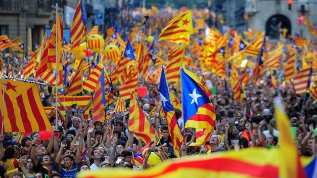 """""""Cataluña es un pueblo aparte. Es una nación independiente"""""""