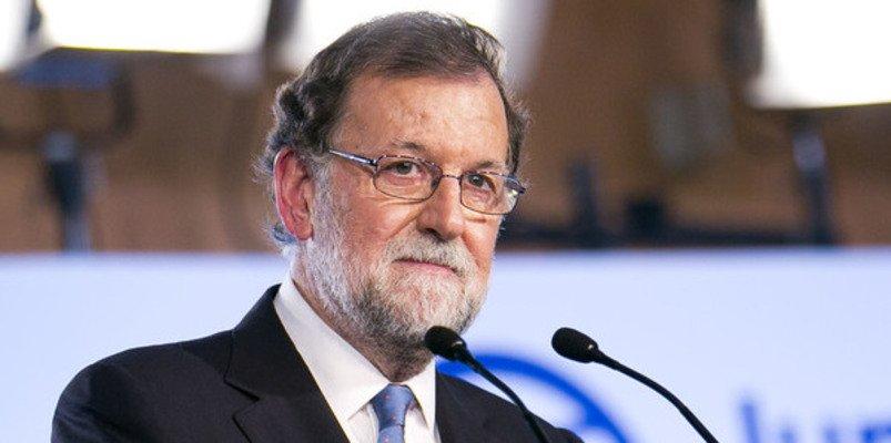 "Mariano Rajoy advierte a la Generalitat: ""Nos van a obligar a llegar a lo que no queremos"