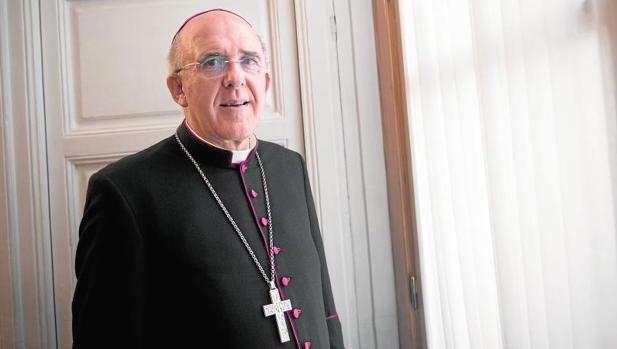 """Carlos Osoro: """"La debilidad siempre llega a la Iglesia cuando estamos divididos"""""""