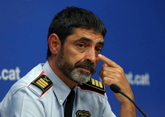 La sucia trampa que tendió Trapero a la Guardia Civil con 'nocturnidad y alevosía'
