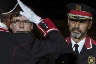 """Tremendo rapapolvo de un agente de los Mossos al mayor Trapero: """"Siento vergüenza"""""""