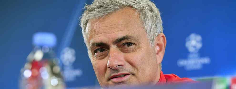 Mourinho pide al United que pague la cláusula de un crack del Barça de Valverde