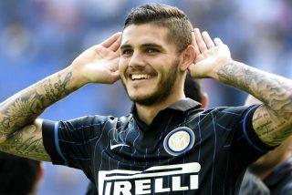 Wanda Nara la lía en el nuevo Inter de Antonio Conte: cortocircuito por el futuro de Mauro Icardi