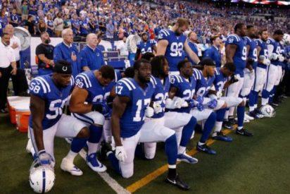 Qué dice el pasaje 'racista' del himno de EEUU, que tiene de rodillas a la mitad del deporte americano