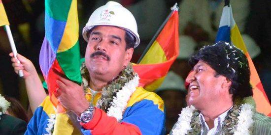 El tirano Maduro, proveedor de Podemos, monta fábrica de caramelos de coca
