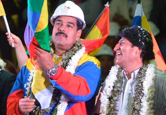 La Venezuela y Cuba que apasionan a Monedero y Pablo Iglesias diseñaron el fraude electoral de Bolivia