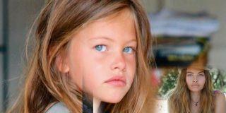 Así ha cambiado quien fue 'la niña más guapa del mundo'
