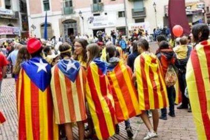 Que fueran muchos a la Diada secesionista no cambia nada: Sigue siendo ilegal e inmoral