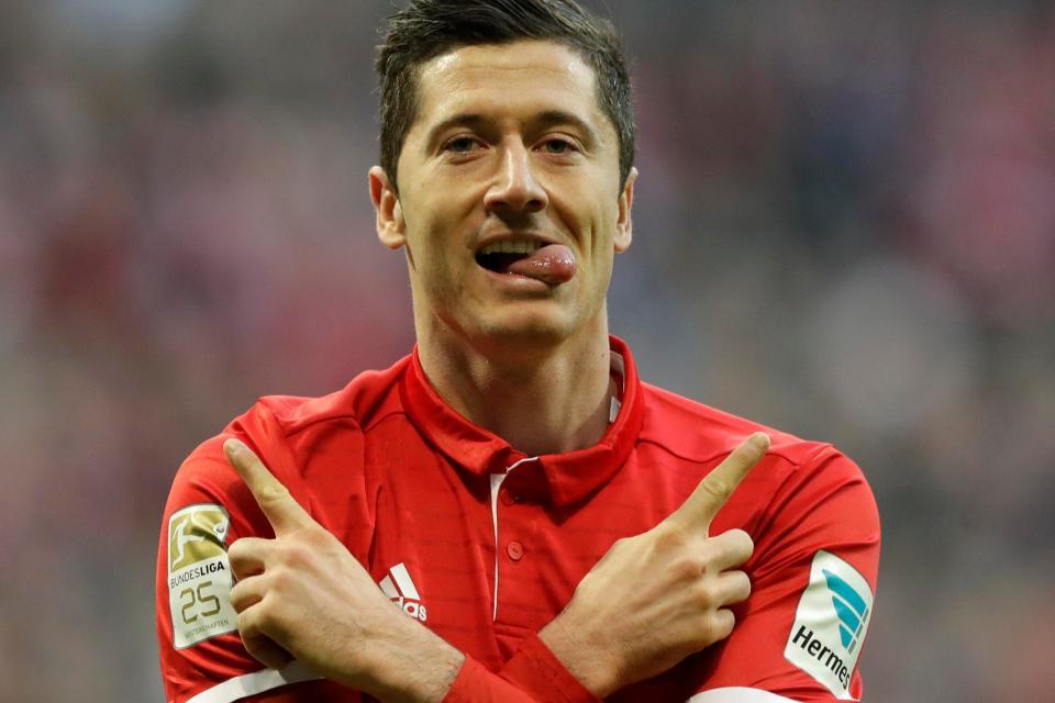 El jugador que veta la llegada de Robert Lewandowski al Real Madrid