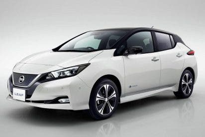 Nissan actualiza el Leaf y le añade autonomía