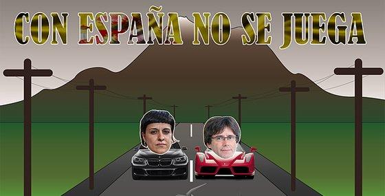 Con España no se juega