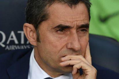 ¡No se va! El jugador del Barça que es un problema para Valverde (y no es Arda Turan)
