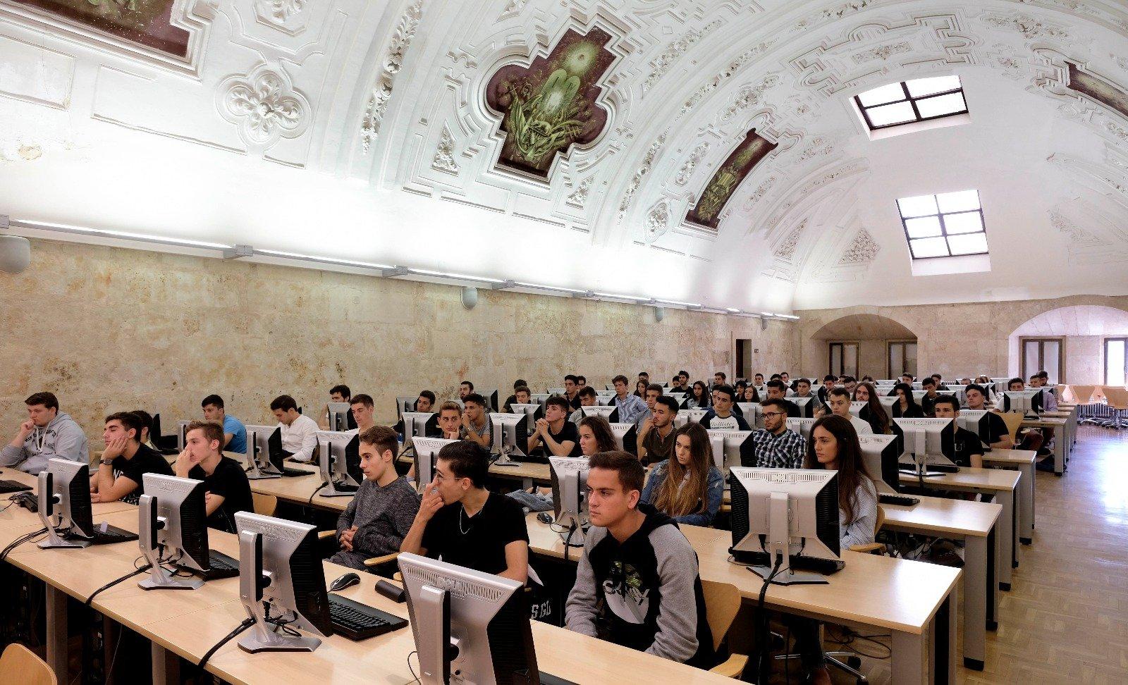 Las Facultades de la UPSA dan la bienvenida a los nuevos alumnos
