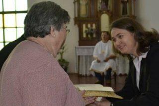 """Elisabete Corazza: """"El Papa nos pone siempre dentro de una Iglesia en salida, donde somos protagonistas"""""""