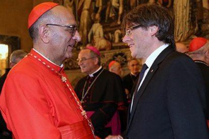 El cardenal Omella debería proponer su mediación para una mesa de diálogo