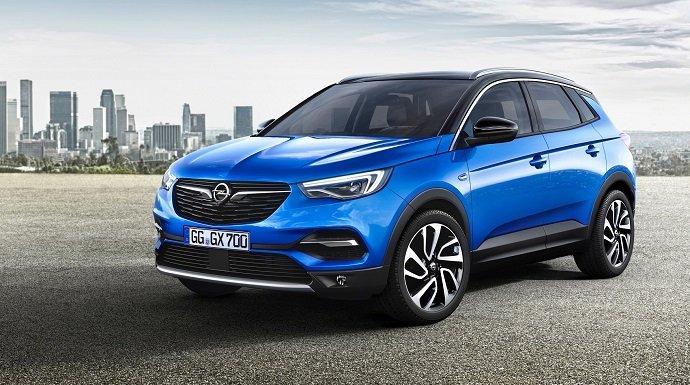 Opel venderá el Grandland X a través de Amazon