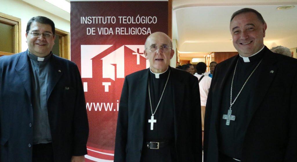 """Luis Ángel de las Heras pide """"aventurarnos en los caminos que se van abriendo"""""""