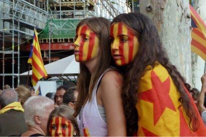 La agitación independentista callejera está en manos de los niños pijos catalanes