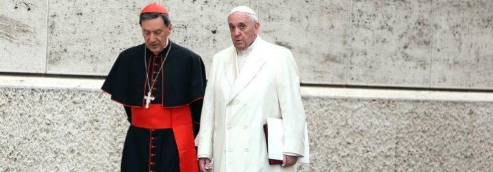 """Salazar: """"Para el Papa es una alegría llegar a un país donde ya hay un acuerdo concreto para dejar la guerra"""""""