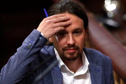 La desesperación de Pablo Iglesias