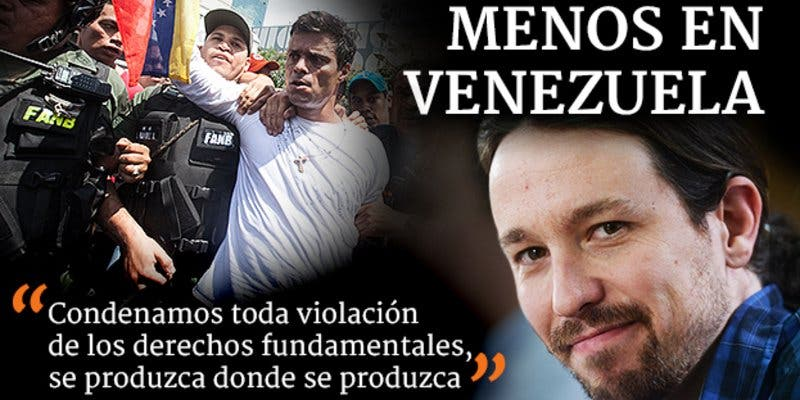 La espantosa verdad del régimen chavista en Venezuela