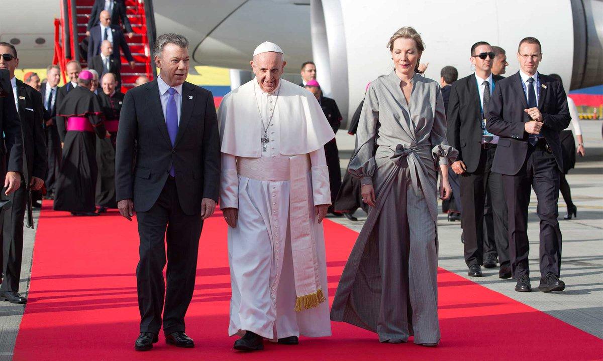 Anotaciones al discurso del Papa a la élite colombiana