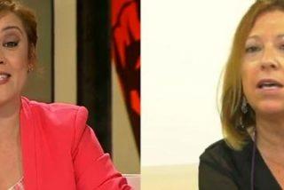 Cristina Pardo descompone a la 'jefa de campaña del sí' metiéndole el dedo en la Diada