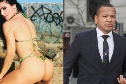 Los amores secretos del padre de Neymar y una conejita de Playboy