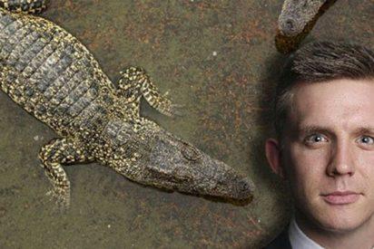Un cocodrilo se merienda a Paul McClean, joven reportero del Financial Times