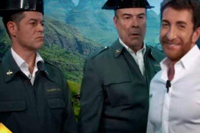 Así llegó Pablo Motos a la televisión según este espectacular corto de 'El Hormiguero'