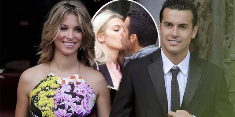 Pillan a Pedrito, ex futbolista del Barça, pegándose el lote con una mujer que no es la suya