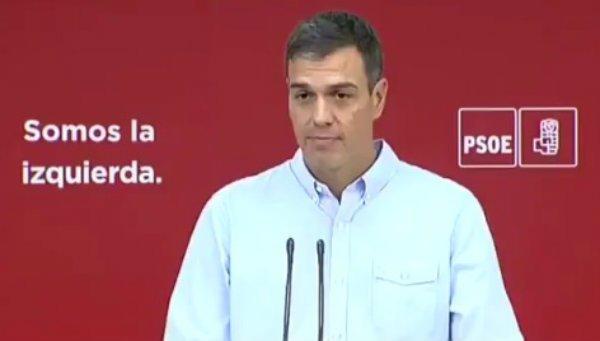"""Pedro Sánchez vuelve atontado de las vacaciones: """"Todas las naciones son España"""""""