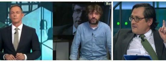 Marhuenda se cepilla de una pasada a Hilario Pino y a Jordi Évole por dar voz al golpista 'Cocomocho'