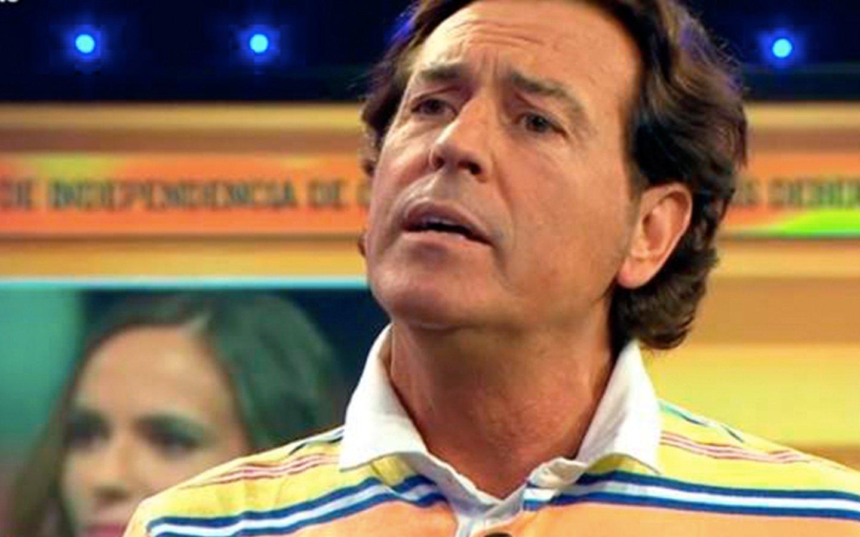 Pipi Estrada desvela sin querer en 'El Chiringuito' que tiene un nieto catalán