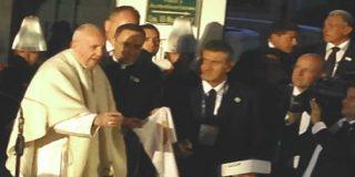 """Consuelo Vélez: """"Los que recibieron al Papa fueron los pobres y necesitados"""""""