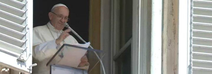 """El Papa reivindica la """"regla de oro"""" de la vida de Jesús: """"Sólo el amor da significado y felicidad a la vida"""""""