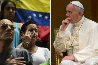 El Parlasur pide al Papa que aborde la crisis en Venezuela