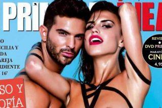 Los 'matadores' desnudos integrales de Sofía Suescun y Suso para Torito