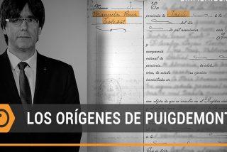 El catalán de 'pura cepa' Carles Puigdemont y sus 4 apellidos andaluces