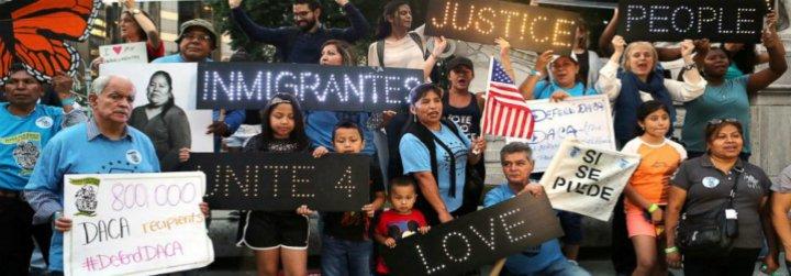 """La Iglesia estadounidense reprocha a Trump su """"falta de humanidad"""" con los 'dreamers'"""
