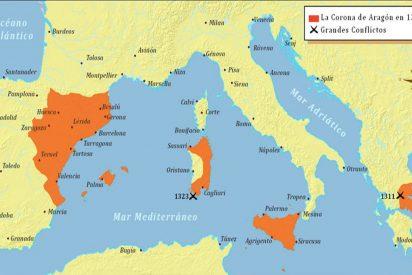Breve Lección de Historia para recordar: Cataluña en el Antiguo Reino de Aragón