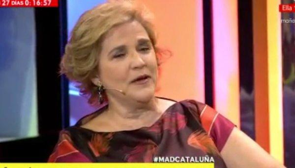 """Burlas a Pilar Rahola por decir que """"España no podría sobrevivir si Cataluña no fuera miembro de la Unión Europea"""""""