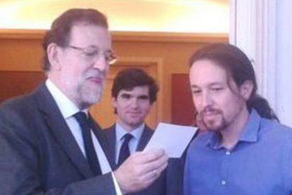 'La Sexta' da una alegría a Mariano Rajoy y un disgusto de pelotas a Pablo Iglesias