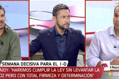 Ignacio Aguado 'engancha' por las rastas la demagogia del podemita Alberto Rodríguez