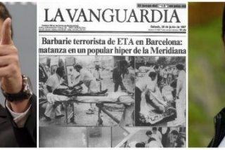 """Rivera descarga toda su ira sobre el siniestro cinismo de Arnaldo Otegi: """"Cuando asesinabais en el Hipercor también nos 'querías' mucho"""""""