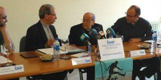 """Andrés Díaz de Rábago: """"Tienen que venir a sustituirme, ¡necesitamos muchos más misioneros!"""""""