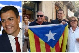Sánchez, ya sólo te falta un selfie con Otegi: el PSOE vota en contra de apoyar a Rajoy frente a los 'catabatasunos'