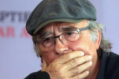 """Joan Manuel Serrat, sin pelos en la lengua: """"Prefiero pasar miedo que vergüenza"""""""