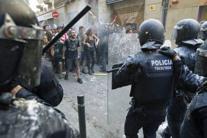 ¡Alerta al CNI! Violentos anarquistas de media Europa y proetarras llegan a Barcelona para liarla
